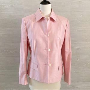 Women's Brooks Brothers Pink Blazer